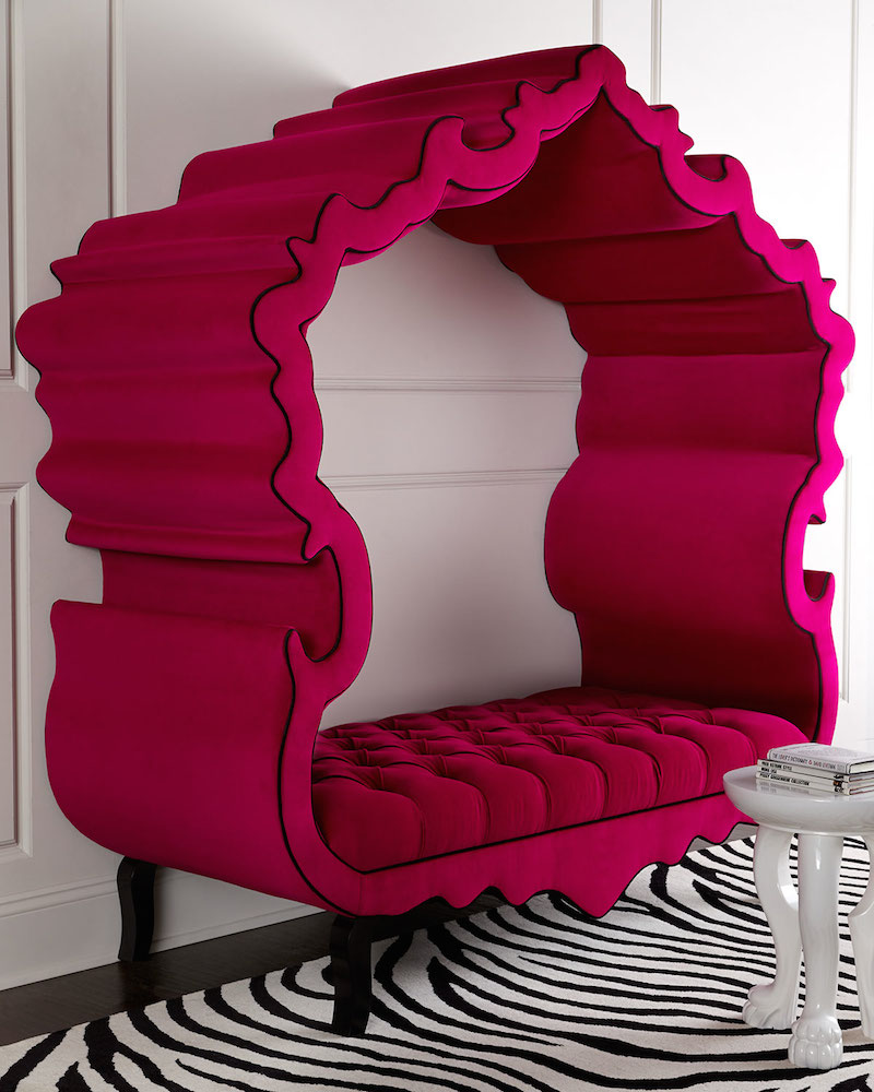 {luxury lust} Haute House Thebes Bench