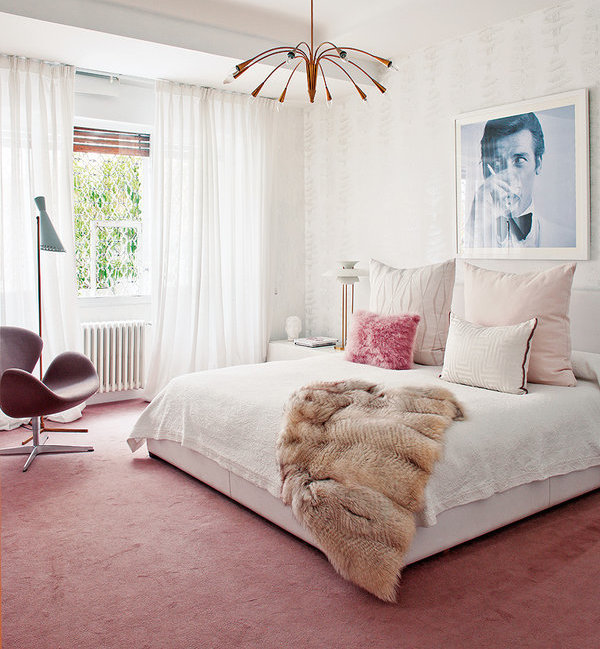 Styled Space Miriam Alia S Home In Madrid Designed By