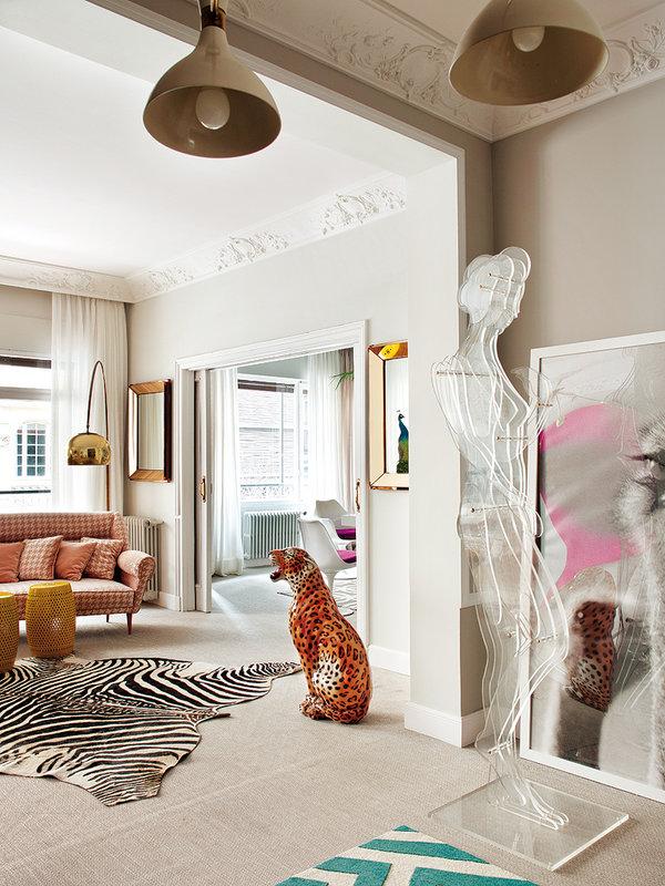 Miriam Alia Living Pink Home Living