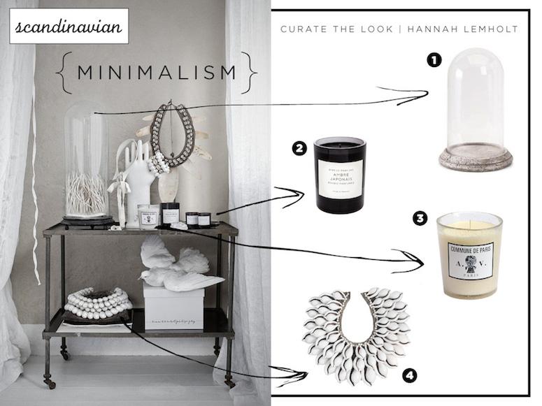 Scandinavian Minimalism | Hannah Lemholt