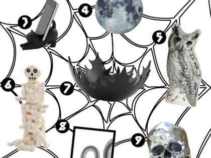 {spooky stuff} Halloween Décor Edit