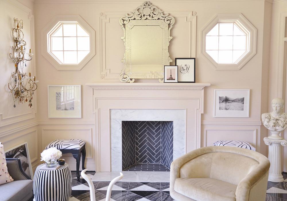 Christine Dovey Living Room 1