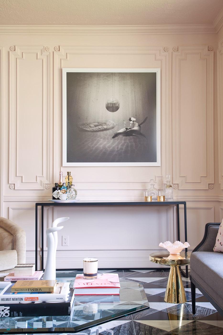 Christine Dovey Living Room 4