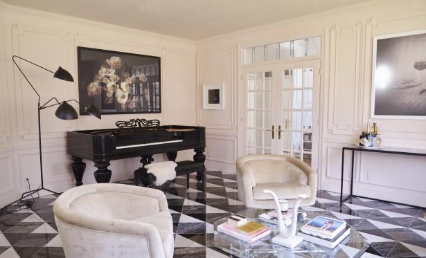 Christine Dovey Living Room 7