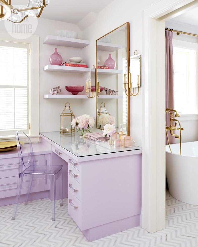 Tara Fingold vanity