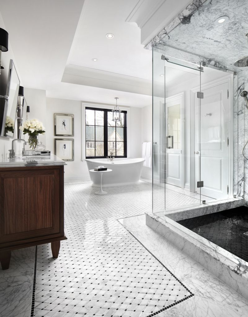 Bathroom by The Design Co