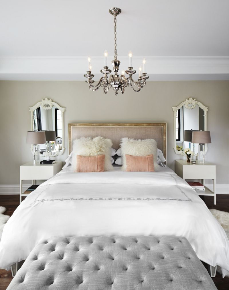 Bedroom by The Design Co