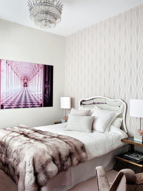 Bedroom glamour-en-el-dormitorio