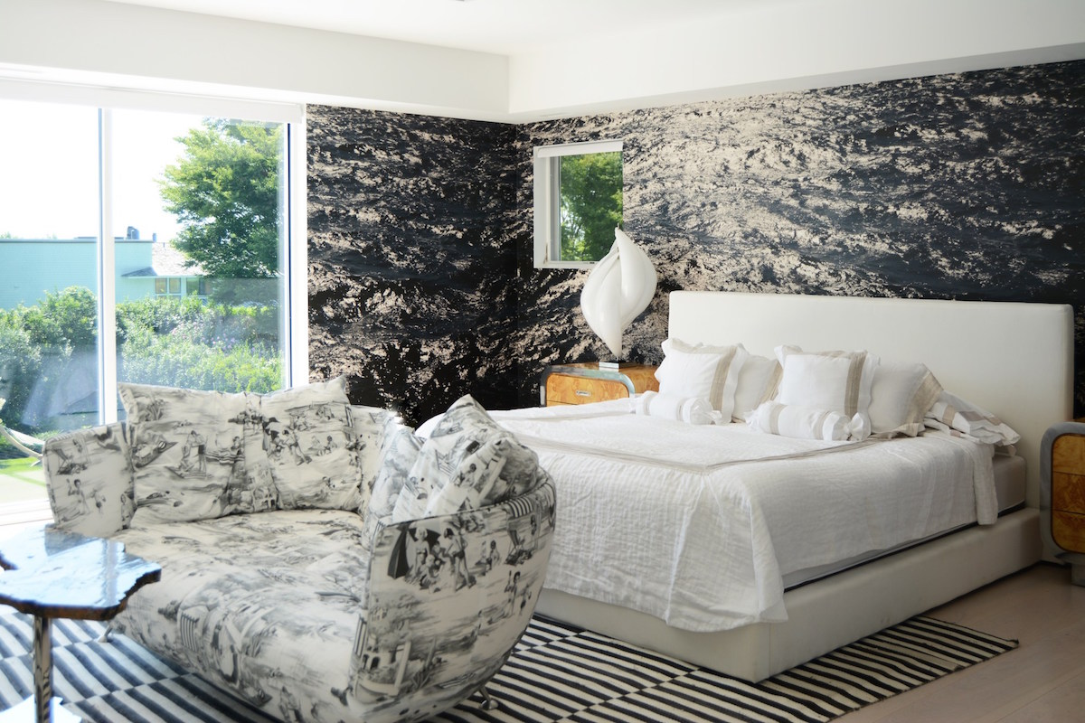 A Seaside Home in the Hamptons Designed by Sasha Bikoff