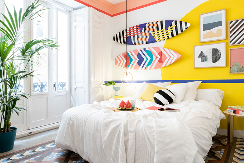 14 Surfboards that Work Perfectly as Beach-Chic Decor!