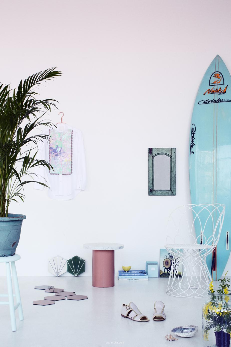 Surfboard Decor