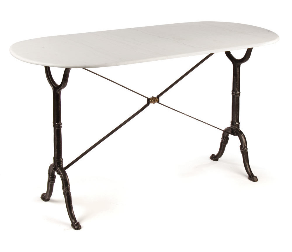 Brasserie Marble Dinning Table