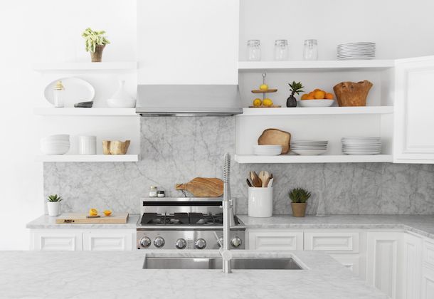 Kitchen by camillestyles.com
