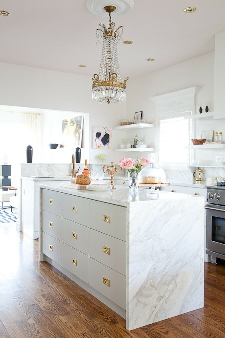 Marble Kitchens, Christine Dovey