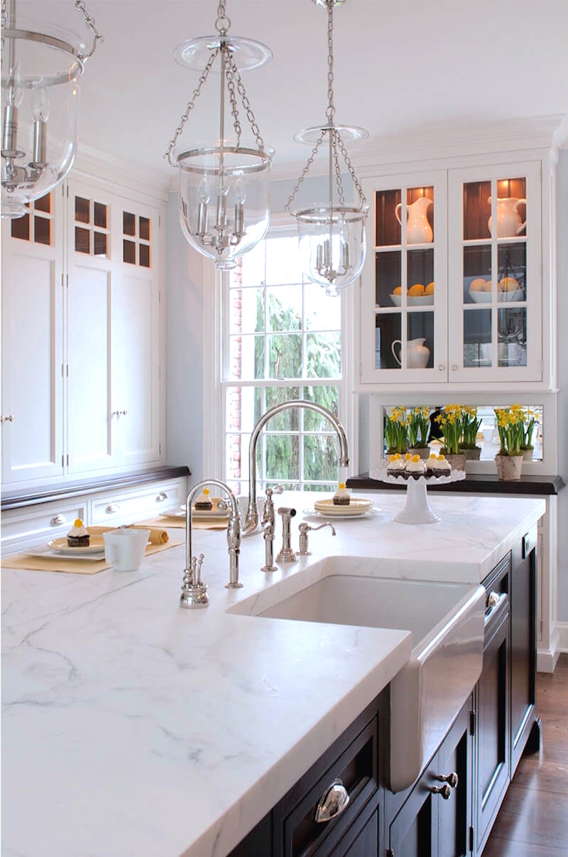 Deane Marble Kitchen