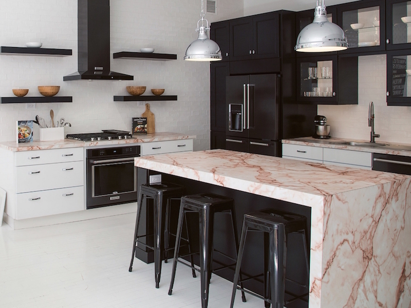 48 Beyond Gorgeous Marble Kitchens!