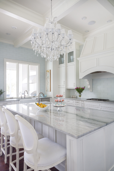 Marble Kitchen by myneworleans.com