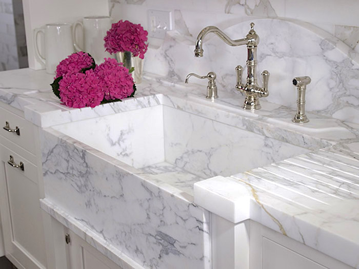 Marble Kitchens, St. Charles of New York