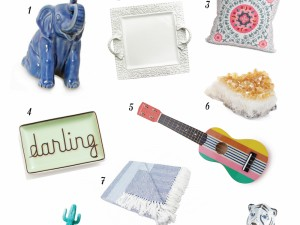 {gift guide} 10 Home Decor Gifts for 2016