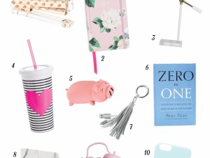 {gift guide} 10 Office Decor Gifts for 2016