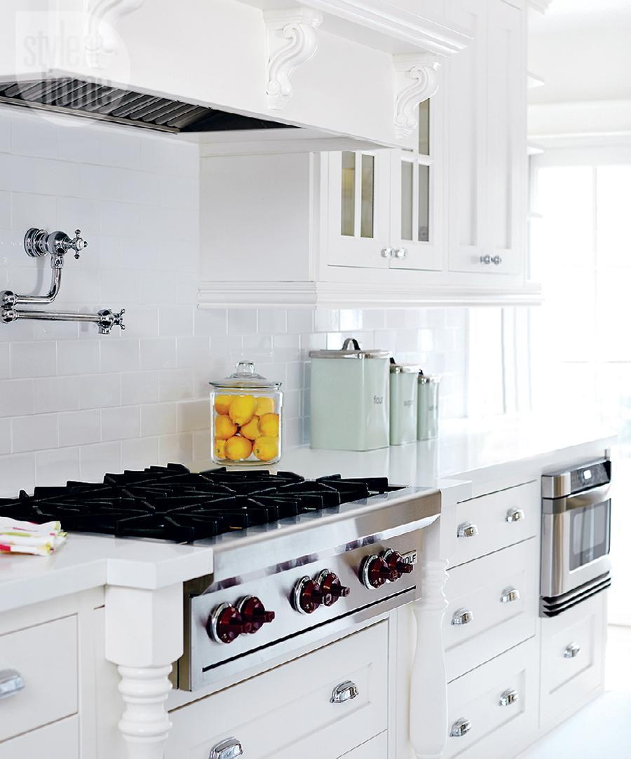 The Markham Kitchen Design Images On Pinterest: Stacy McLennan Designs A Charming Pink & Blue Home In Markham