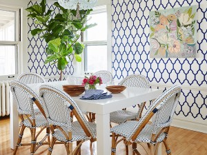 12 Darling French Bistro Rattan Chairs For Your Home!