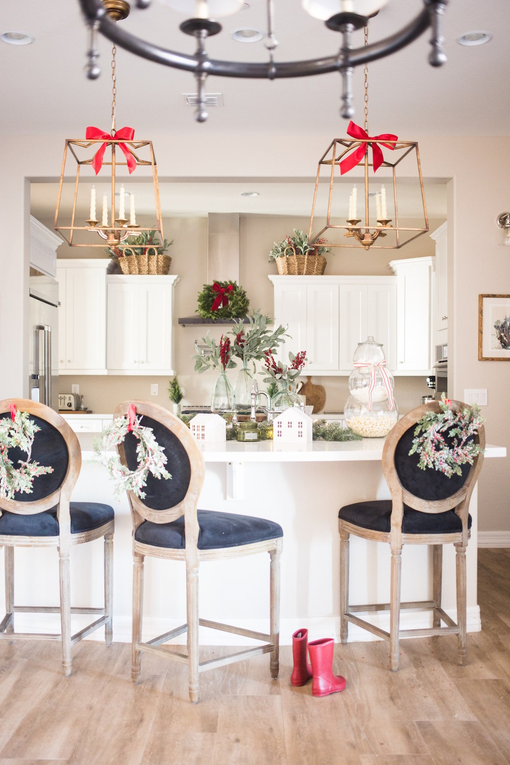 14 Festive Christmas Interior Inspiration Photos