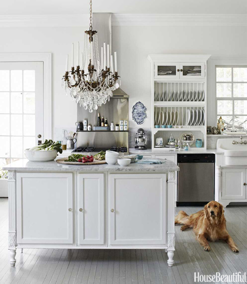 European Vintage Kitchen