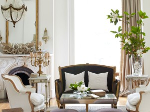 {styled space} European Glamour in the Midwest USA