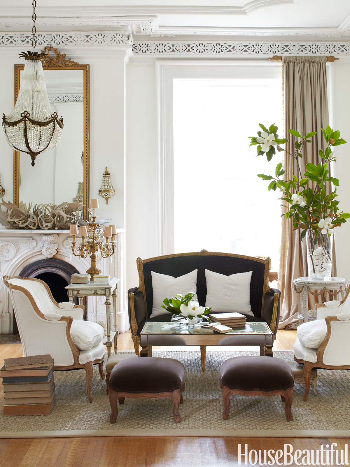 styled space} European Glamour in the Midwest USA