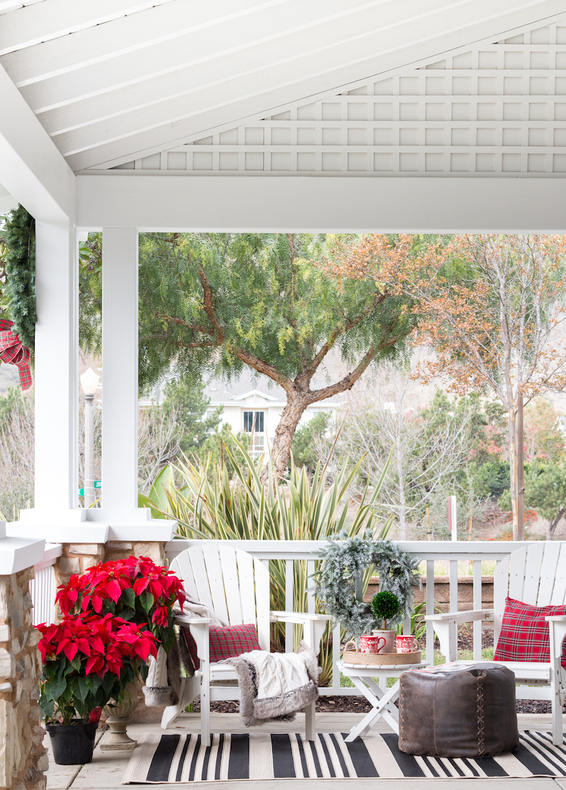 From Porch Christmas Decor Inspiration