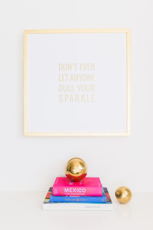 Office design by Laura Burleson / Photo by Alyssa Rosenheck