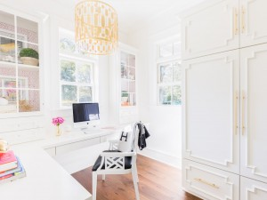 A Bright and Fun Office Designed by Laura Burleson