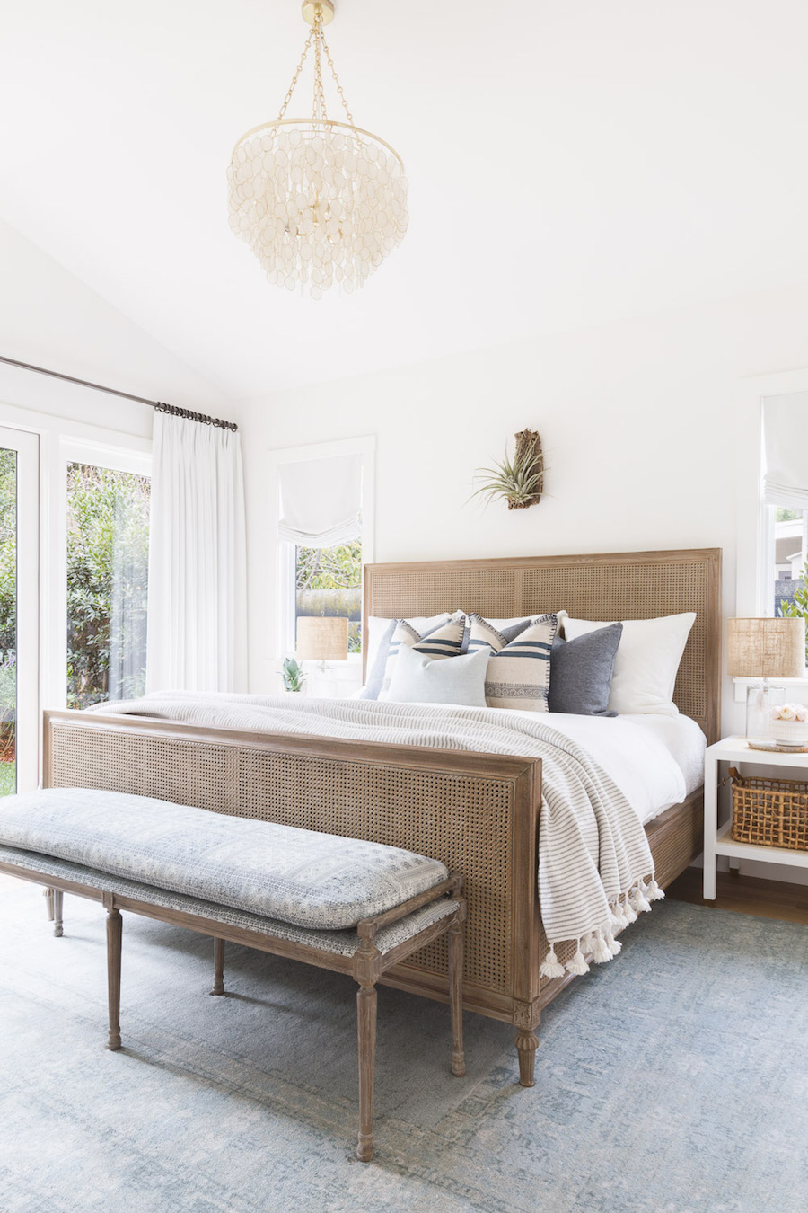 Neutral Bedroom by Amanda BarnesBedroom by Amanda Barnes