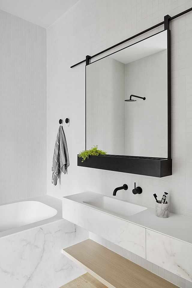 bathroom mirrors black frame 16 marble bathrooms with black fixtures 16286