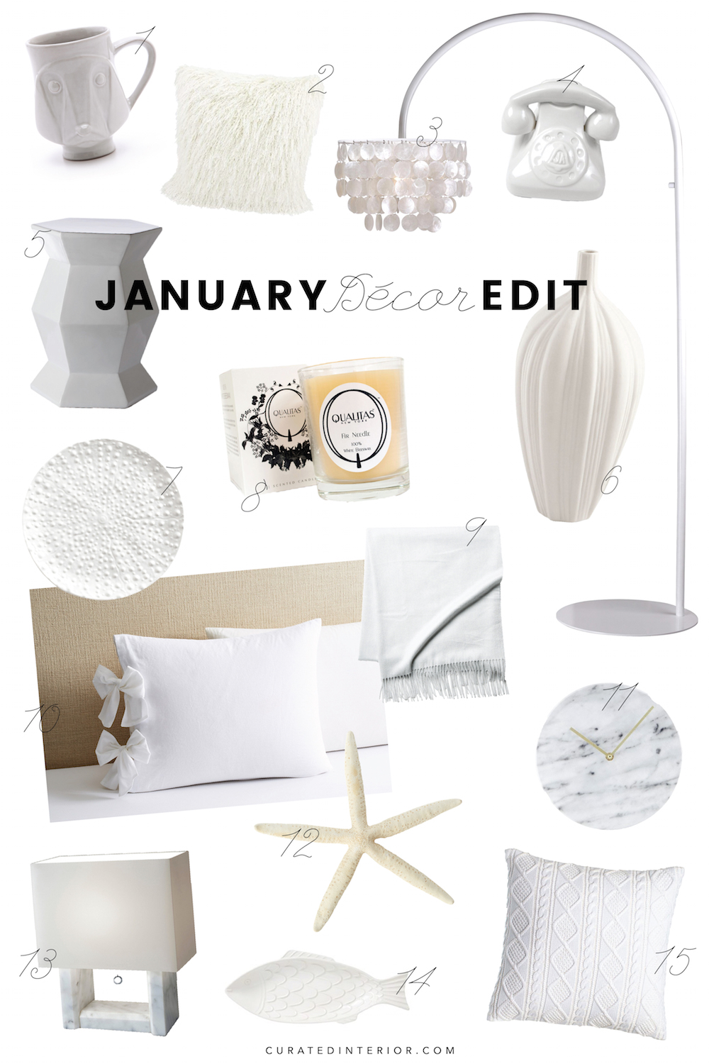 Our Decor Picks for this January!