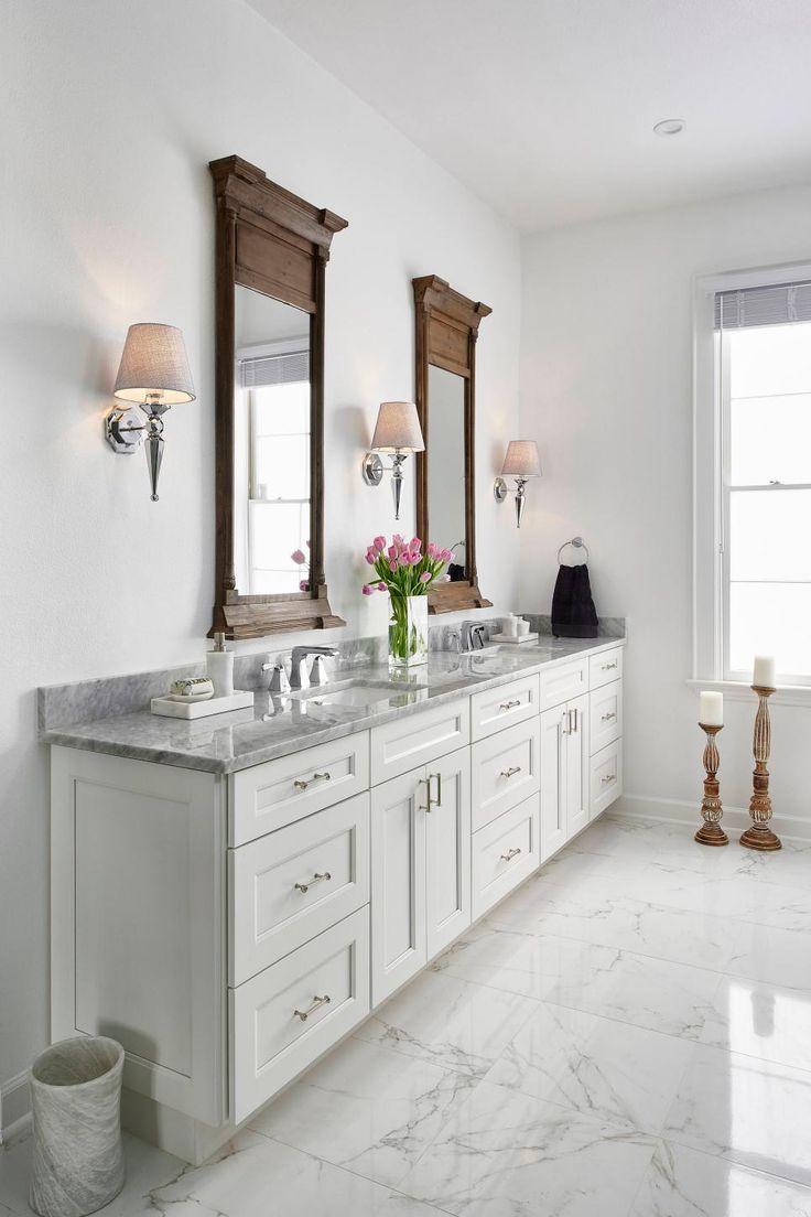 Marble Vanity top and Floor