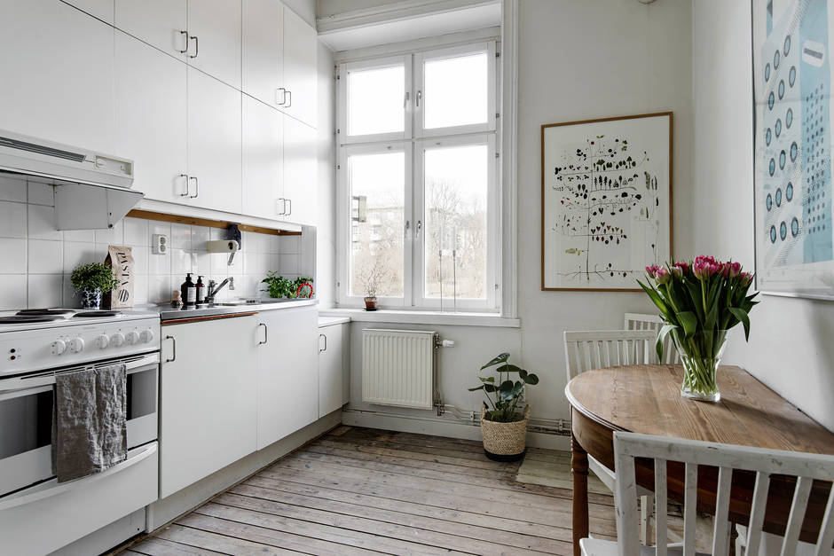 Stockholm kitchen apartment
