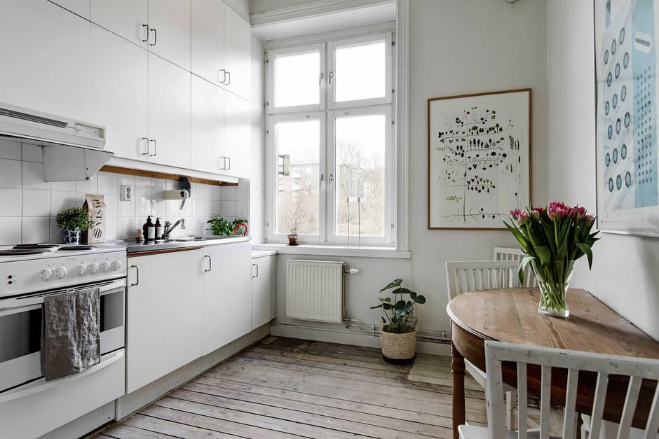 Stockholm kitchen apartment