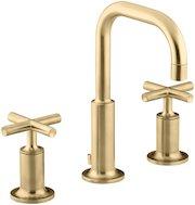 Kohler brass sink faucet
