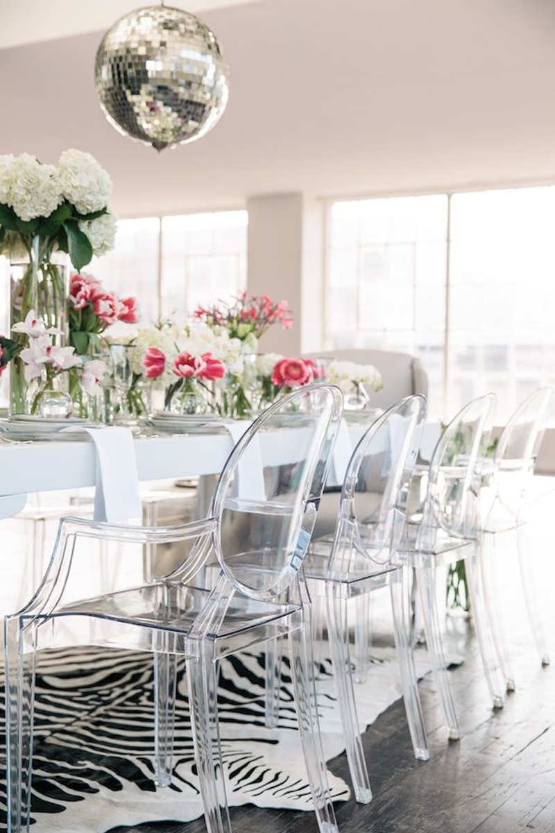 15 Gorgeous Ghost Chairs