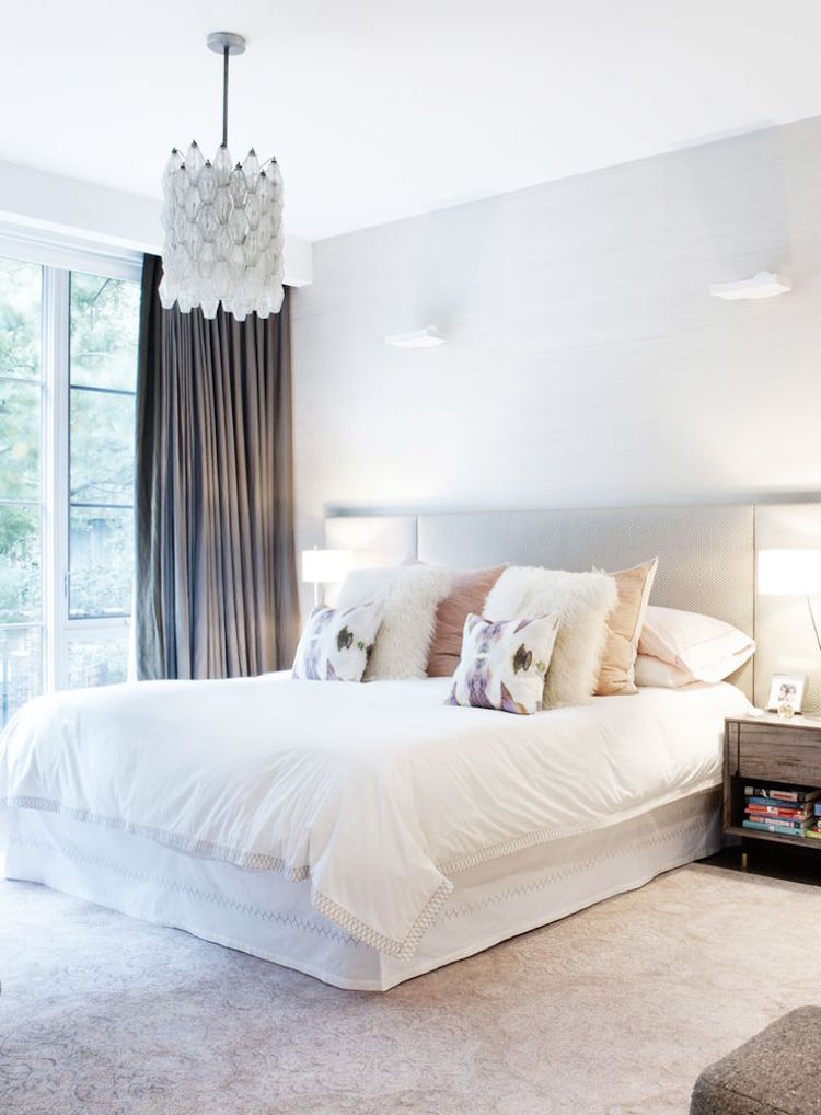 20 inspiring rooms in muted neutrals for Grey and neutral bedroom