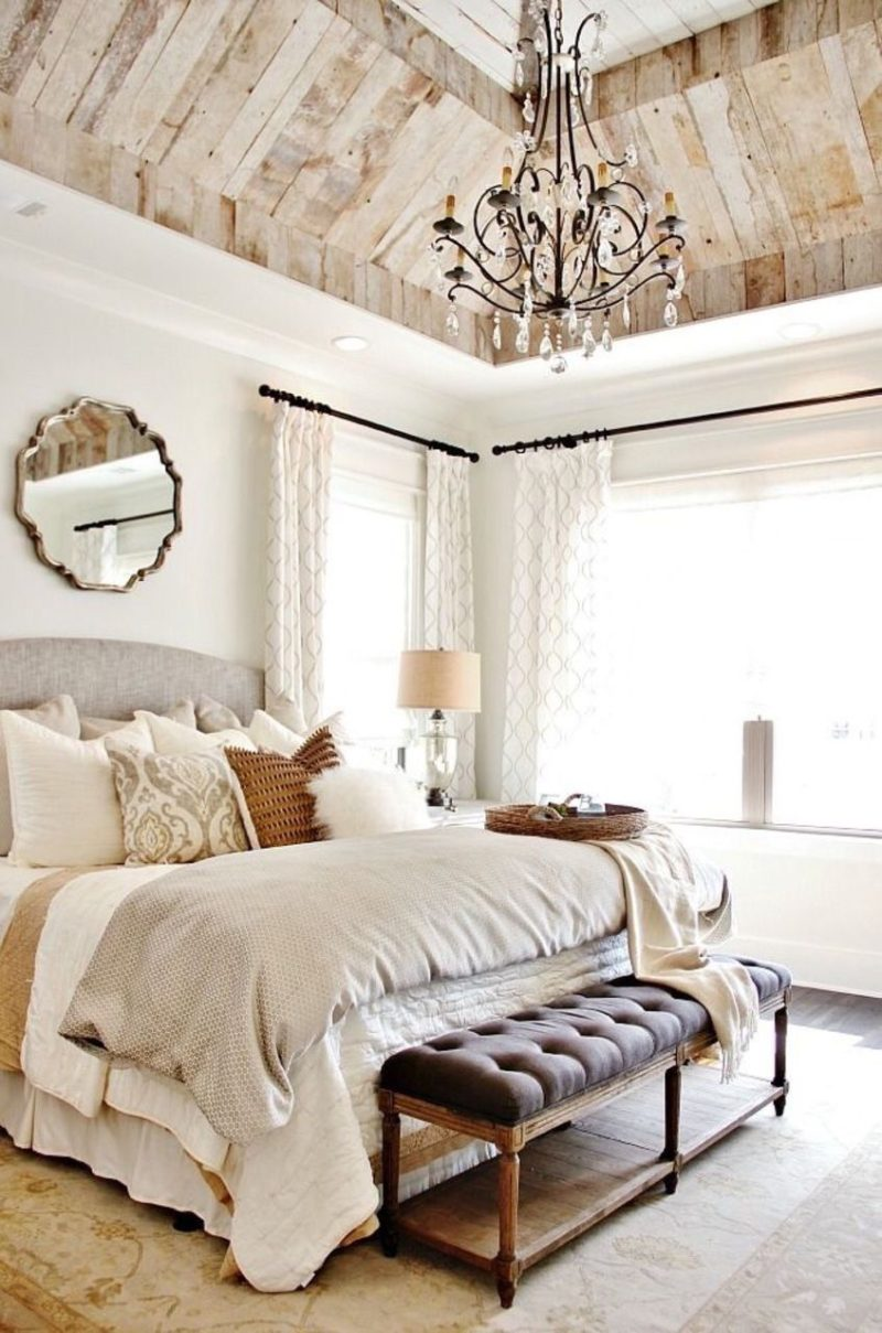 20 inspiring rooms in muted neutrals for Brown neutral bedroom ideas
