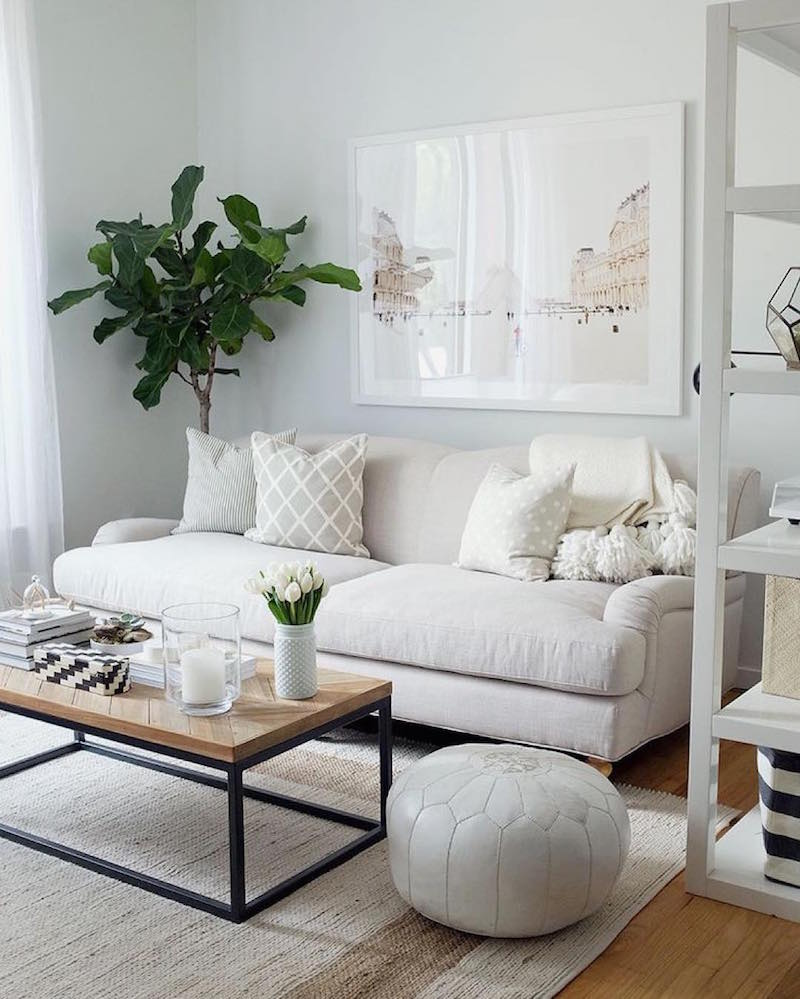 69 Fabulous Gray Living Room Designs To Inspire You: 20 Inspiring Rooms In Muted Neutrals