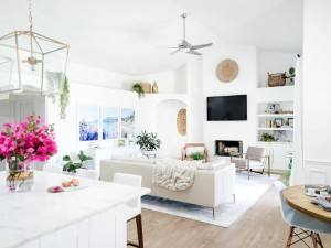 Shay Cochrane's Gorgeous Light-Filled Florida Home Tour