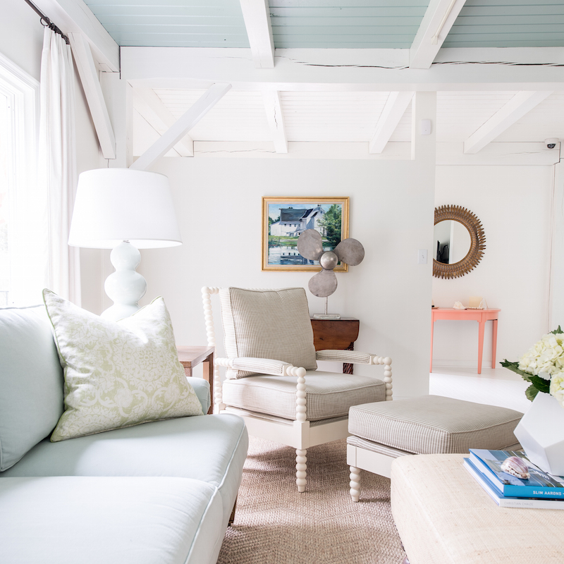 A Pastel Beach Home that Will Have You Wishing For Summer!