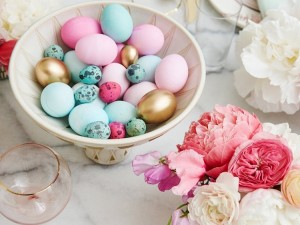 {moodboard} 14 Images of Easter Around the Home