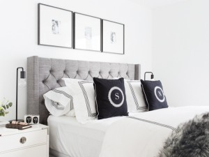 Stephanie Sterjovski's Black and White Dream Space