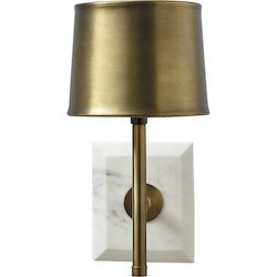 Astor Brass Sconce $129