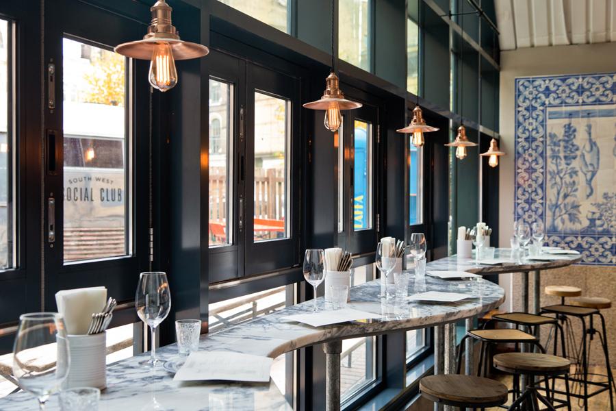 Bar Douro London